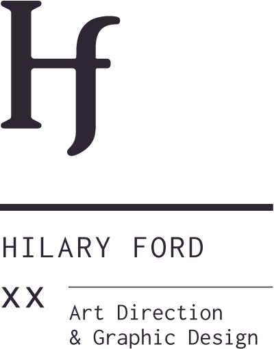 Hilary Ford // Art Direction & Design