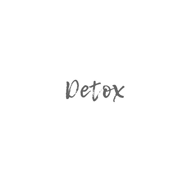 "Detox is the theme for our online course this month. 🙌🏻 _ This is because it is a really, really, really, really, really good time to do any sort of detoxing, cleansing, or fasting my friends!  _ Normally, I advocate for balance, whole foods, and treating food as medicine, and don't get me wrong, totally still do, but let's just say you were craving a real ""clean out"" - Spring would be THE time of the year that I would recommend you embark on this journey! And let me tell you, it IS a journey.  _ Detoxing and cleansing is not easy and there are healthy and not so healthy ways to do so, it is crucial to understand and know what you are doing when you detox.  _ We go ALL into it in our online course this month, @be_well_danielle taught me so much, y'all! If you haven't purchased, don't worry... we've had a ton of demand and inquiry so we've decided to reopen registration the first week of May--mark your calendars! _ Oh, also, this just in... I'm planning to start my own personal cleanse next week, who's with me?! Hit me up if you want more info! Let's band together! 🙌🏻"
