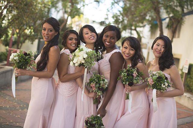 Bridesmaids. . . . . . #bride #ceremony #wedphotoinspiration #dreamweddingshots #smpshareyourstory #huffpostido #inspiredbythis #greenweddingshoes #weddingideas #jayrolphotography #weddingphotography #weddingphotographer #photo #engagment #portrait #weddingideas #weddingdecor #realwedding #weddingchics #destinationweddings #weddingceremony #brideandgroom #theknot #weddingwire #bridalphotos #santabarbarawedding