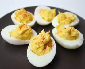 2. - Simple Deviled Eggs