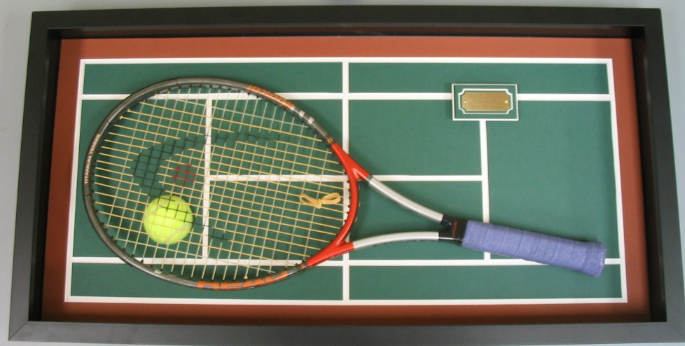 Agasy Signed Racket.JPG