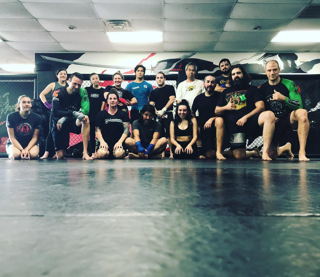 Seminars + Events — The Void Martial Arts