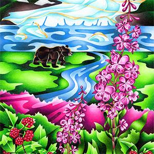 Summer-Black-Bear-Colored-Pencil-Thumbnail.png