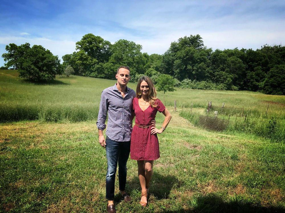 Lyndsey & Evan - Lake Max Meadows Wedding Winners 2018