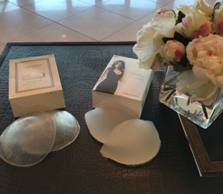 Other sample gel implants for prosthesis bras available at retail and specialty breast boutique stores.