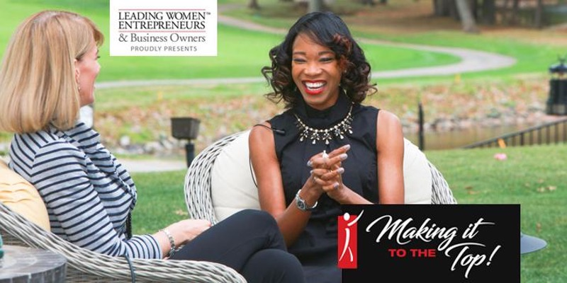 """I am proud to be a 2017 Top Brand Builder Nominee of the """"Making it to The Top"""" Leading Women Entrepreneur organization of New Jersey. On May 19th, the finalist-networking event takes place where all the Top 25 winners for each category will be named (entrepreneur, corporate executive, socialpreneur and brand builder)."""