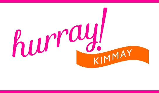 "Hurray Kimmay! Finalist on Rachel Ray TV Show - ""What Bra To Wear"" Oct. 2017"