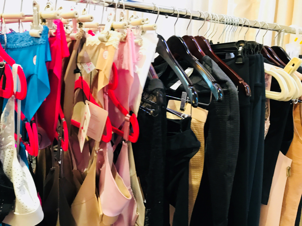 The Crisscross Intimates Collection - Post-op Bras, Sports Bras, Briefs, Thongs, Compression Leggings, ActiveWear Leggings, Compression Sleeves, Mesh/Lace Sleeves, Men's Vests & Shapewear - we've got you covered! Be discrete wearing our brand - colorful, comfortable and chic!