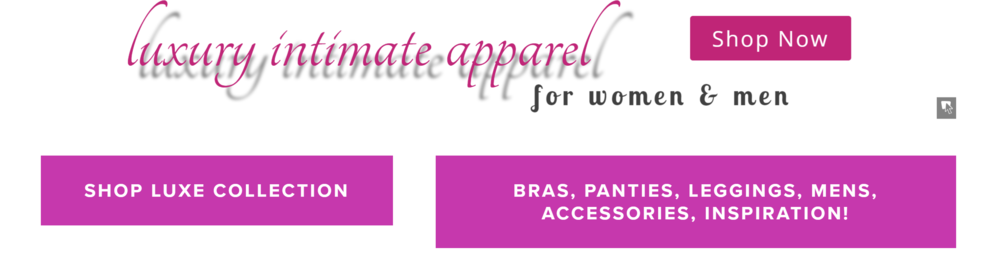 CRISSCROSS Intimates  - Luxe post-surgical intimate apparel, active wear, accessories and more!