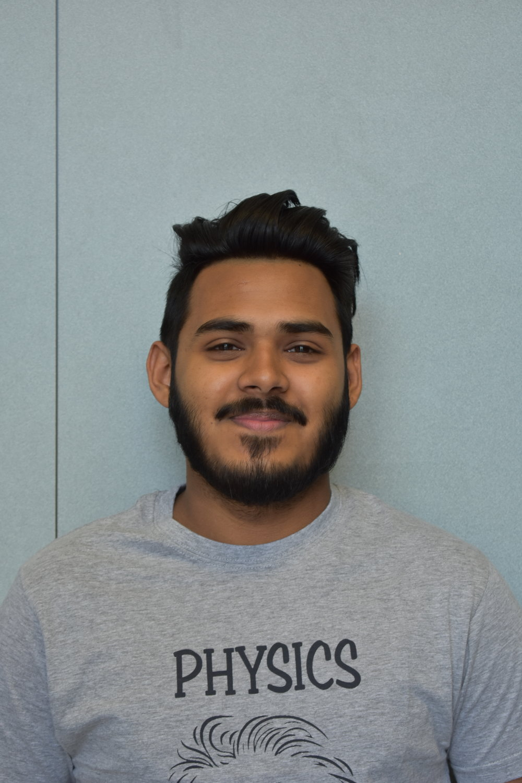 Sadman Ahmed Shanto, PR Officer