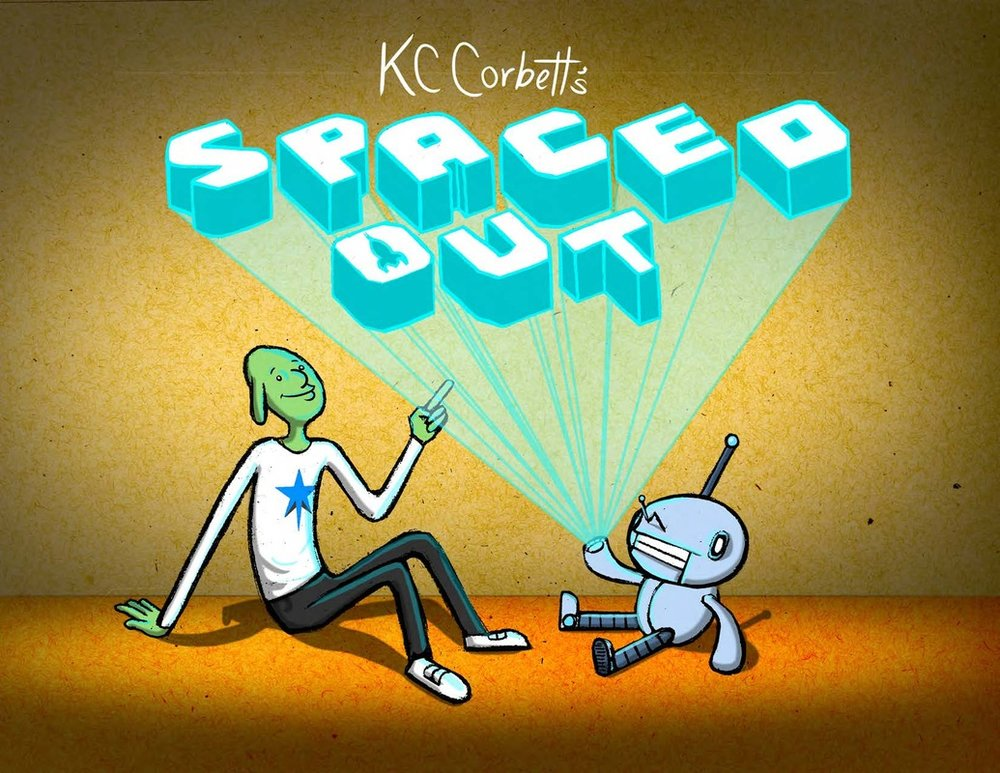 """Spaced Out"" Pitched Show for Cartoon Network"