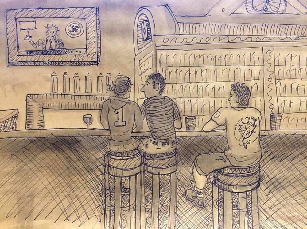 Bar Doodle