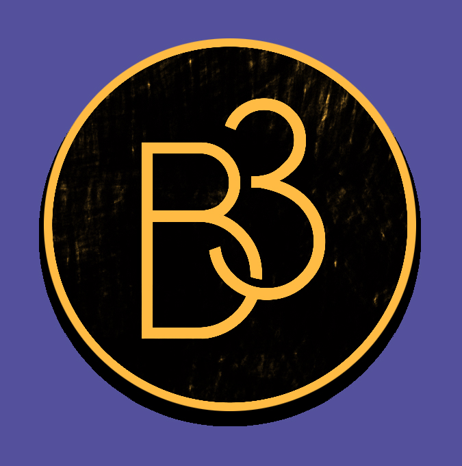 """B3 - Baltimore Built Bistro"" Logo Design"