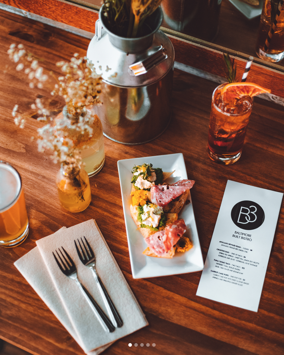 B3 Menu - Photo by James L Harper