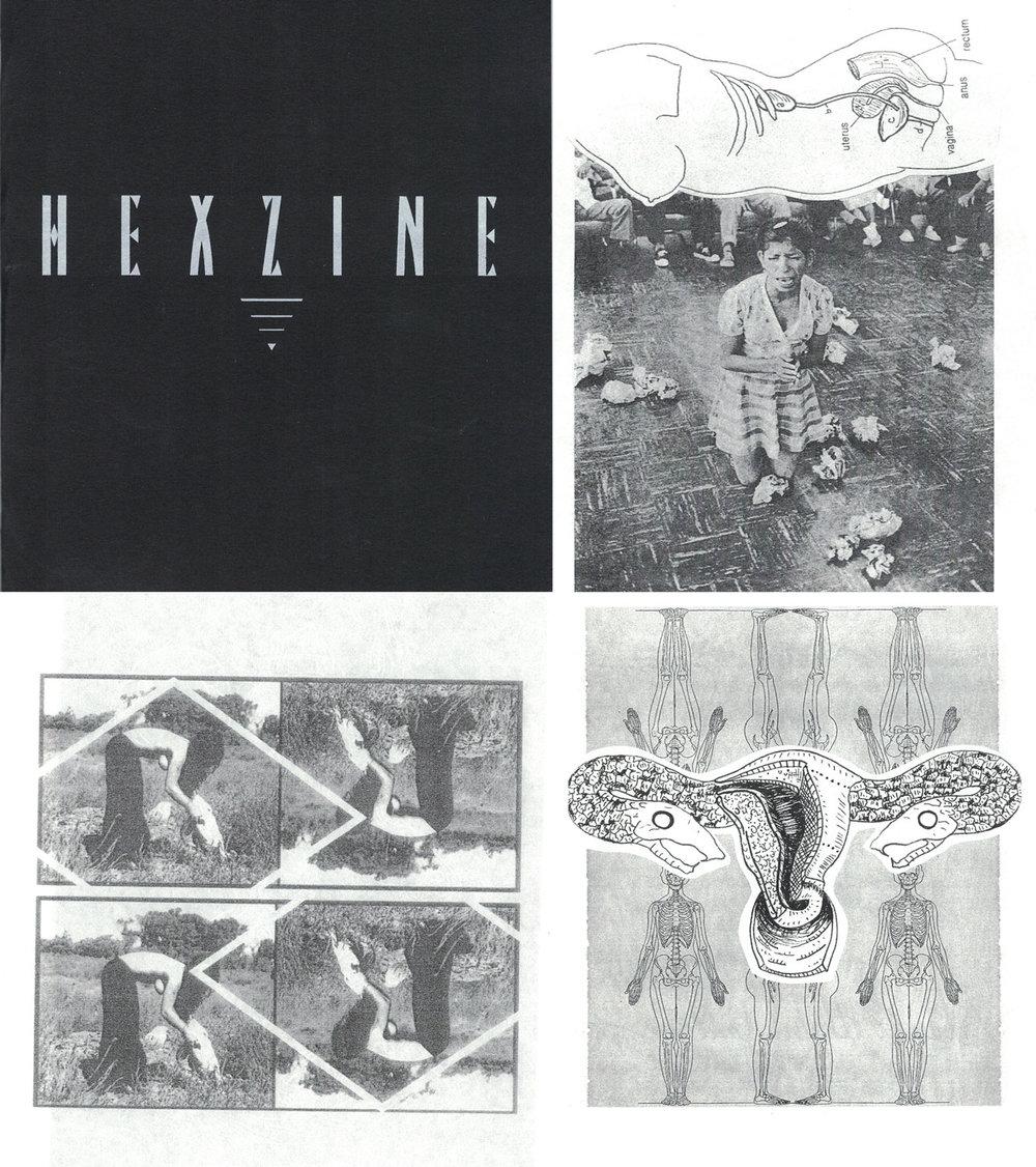HEXZINE