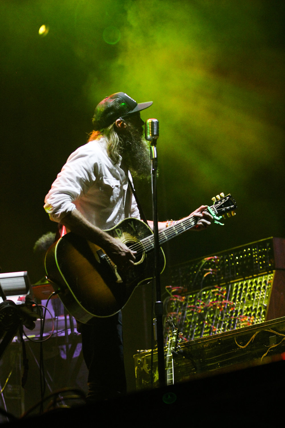 David Crowder - Creation Festival NE 2016