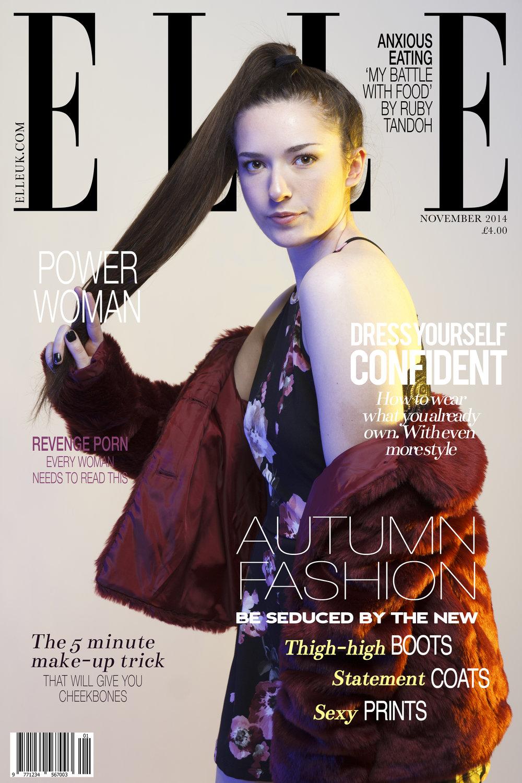 ELLE Magazine Conceptual Reshoot