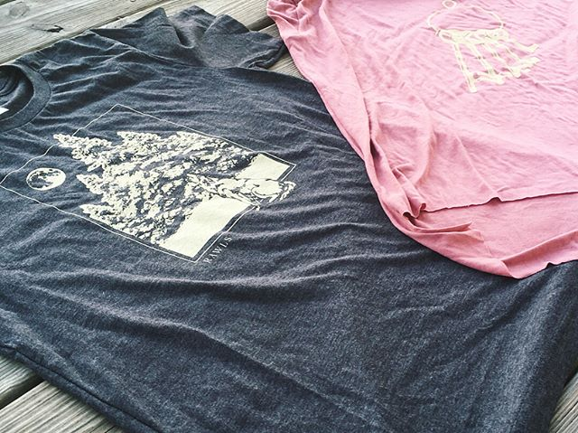 T-Shirt designs for the @listentorawls merch line. Screen printed at @themarkit in Downtown Harrisonburg!