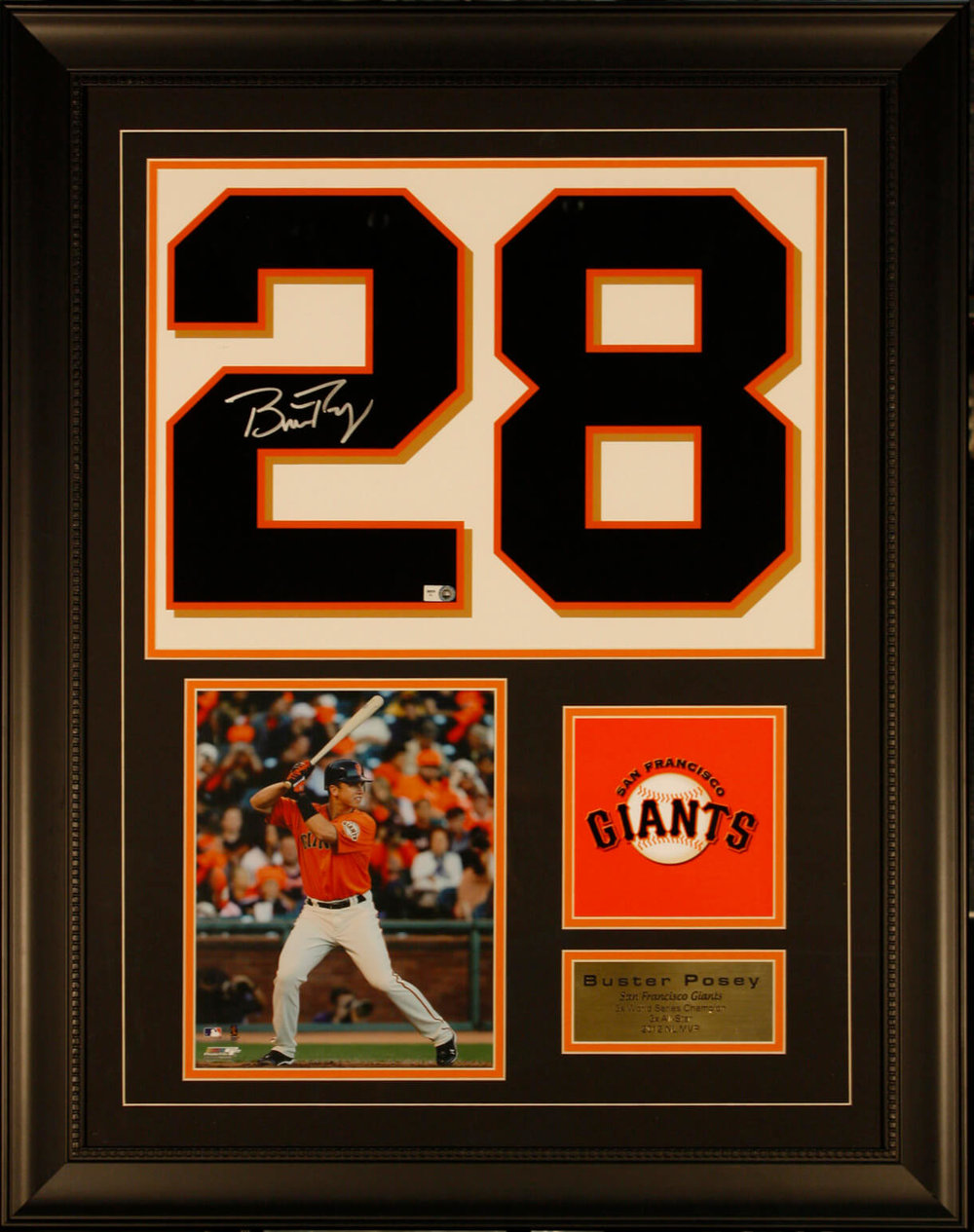 Buster Posey Special