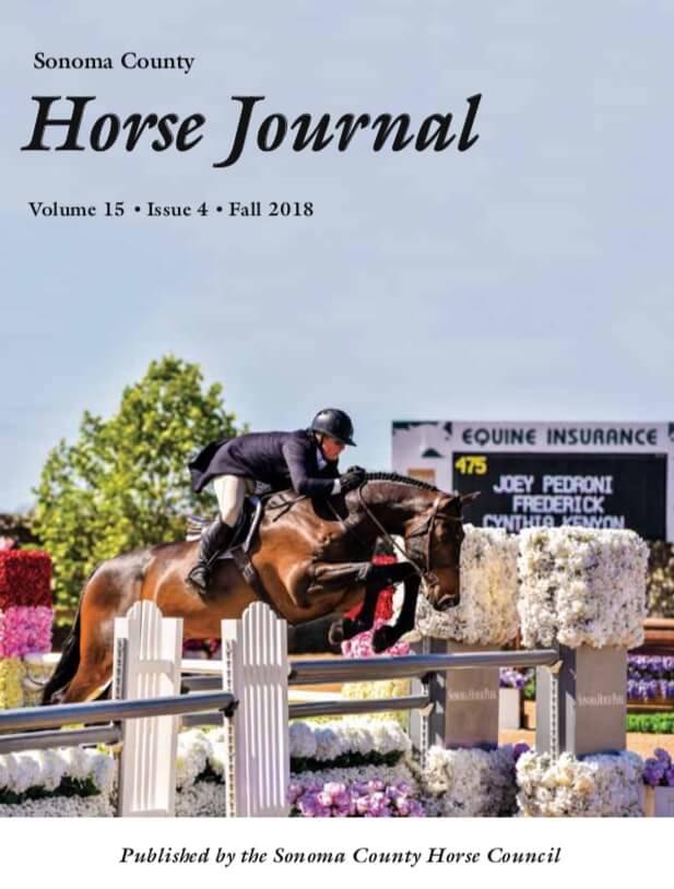 Horse Journal Fall 2018