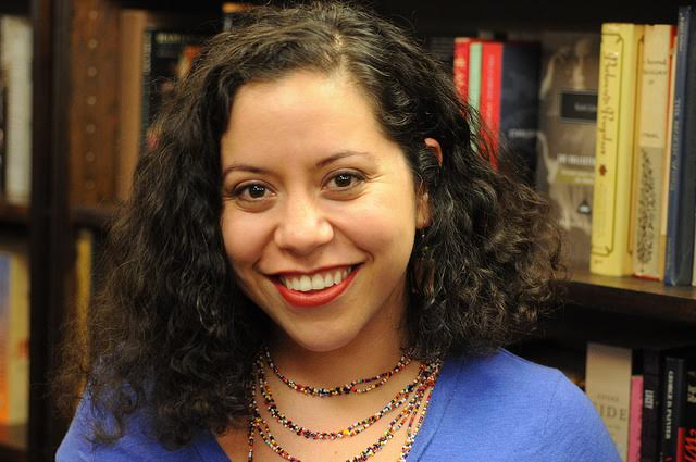 "Xochitl-Julisa Bermejo , a first-generation Chicana, is the author of  Posada: Offerings of Witness and Refuge  (Sundress Publications, 2016). A former Steinbeck Fellow, Poets & Writers California Writers Exchange winner, and Barbara Deming Memorial Fund grantee, she's received residencies from Hedgebrook, Ragdale, National Parks Arts Foundation, and Poetry Foundation. Her work is published in  Acentos Review, CALYX, crazyhorse , and  American Poetry Review  among others. A dramatization of her poem ""Our Lady of the Water Gallons,"" directed by Jesús Salvador Treviño, can be viewed at  latinopia.com . She is a co-founder of  Women Who Submit  and a member of Macondo Writers' Workshop."