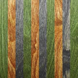 green/brown/black