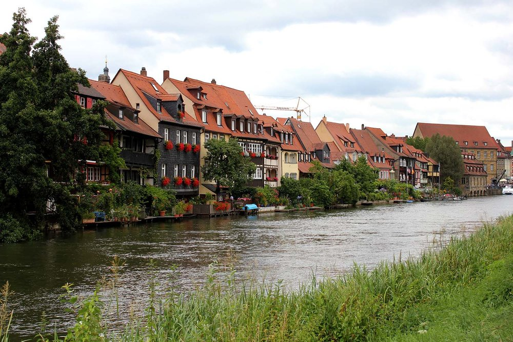 Bamberg by the River