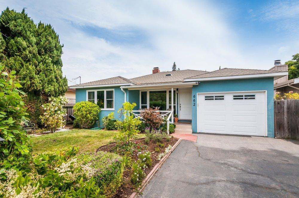 662 San Benito Ave, Menlo Park | $1,250,000