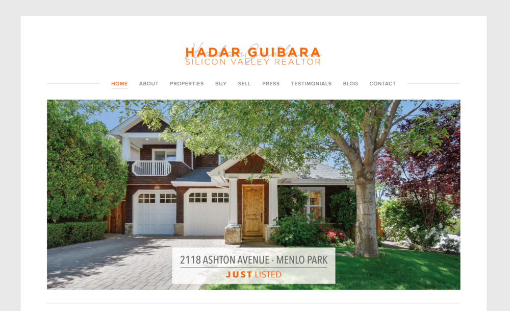 FEATURED LISTING ON HADAR'S HOME PAGE