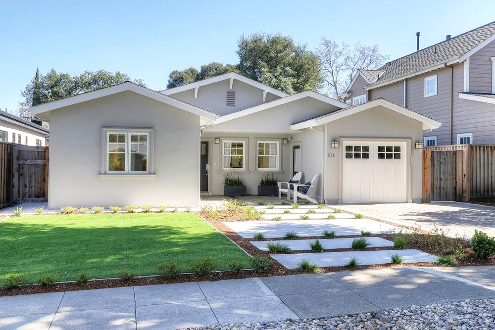 510 Laurel Ave, Menlo Park l $3,500,000