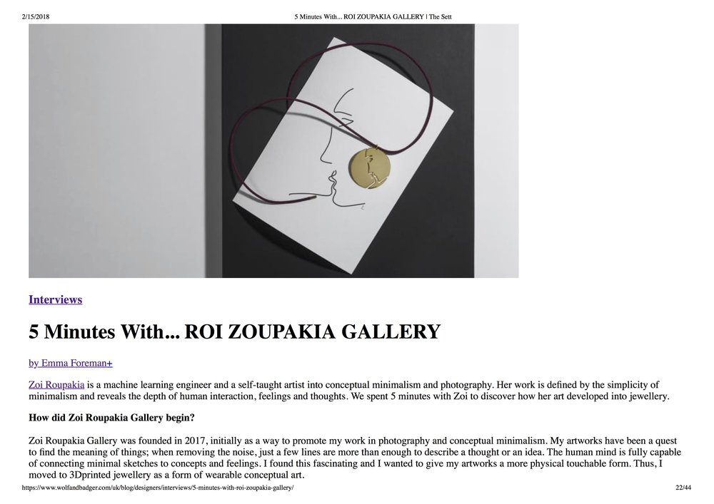 1.5 Minutes With... ROI ZOUPAKIA GALLERY | The Sett.jpg