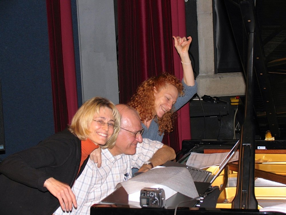 41-With Dinu Ghezzo and Lisa Naugle in Porto, Portugal.jpg