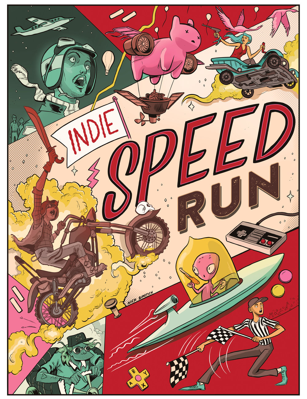 Indie Speed Run  , 2015