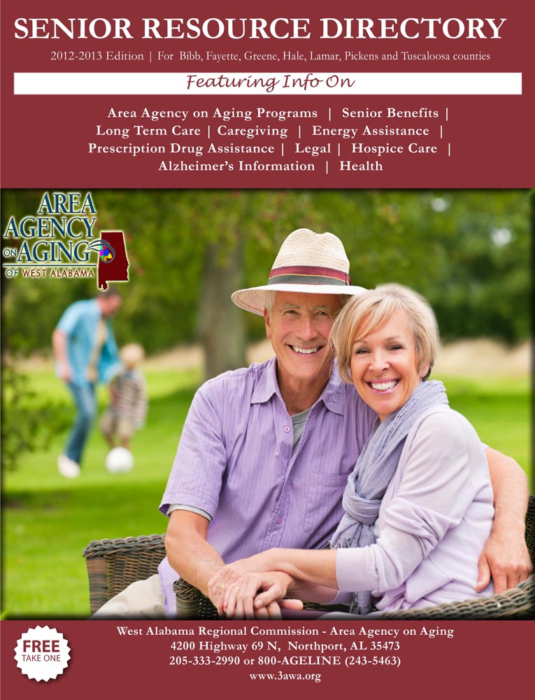 2012-2013 West Alabama Senior resource directory