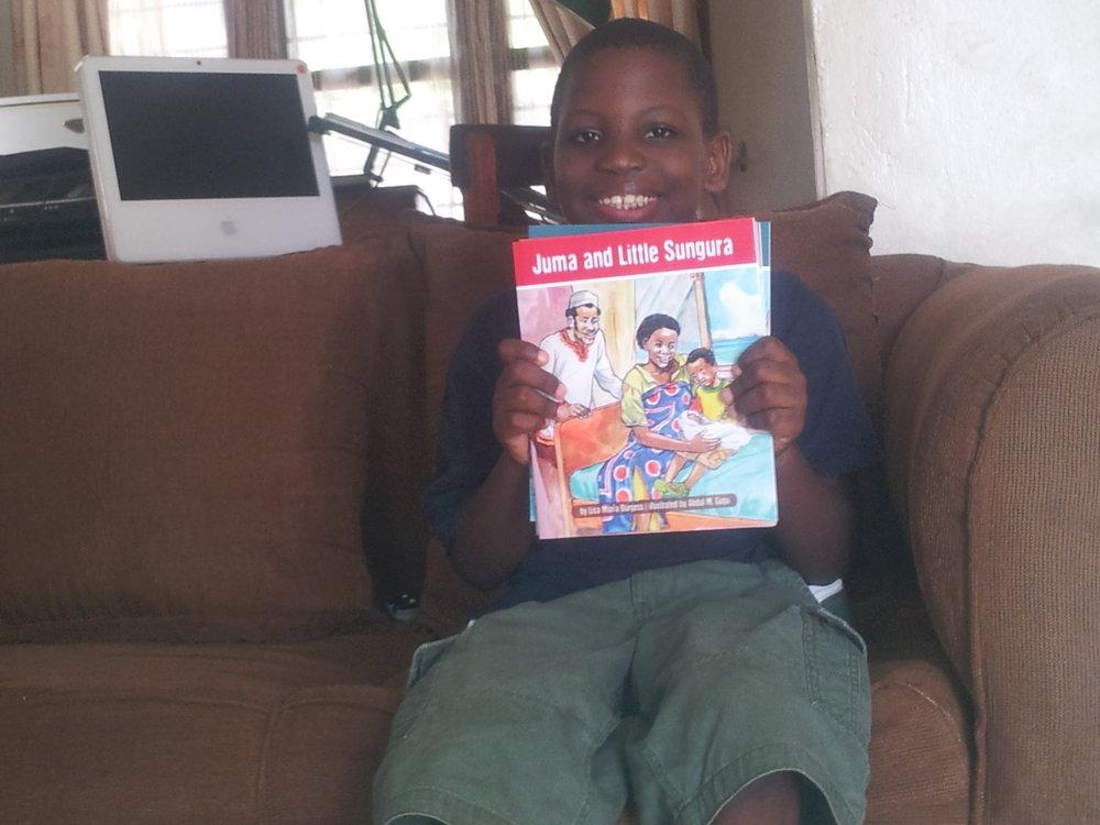 Abdul's son and books
