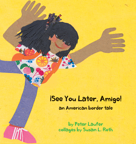See You Later, Amigo! front cover of book introducing Spanglish
