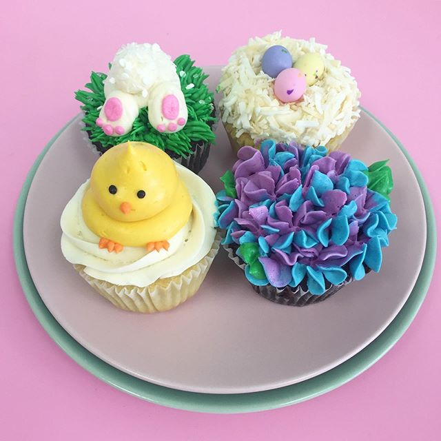 One of our favorite things about Easter: adorable treats! 😍