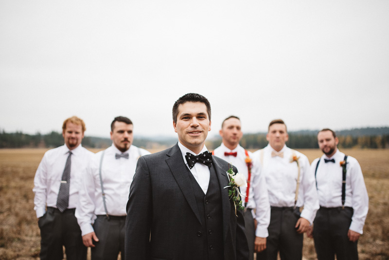 Brie Thomason Photography, Spokane Wedding
