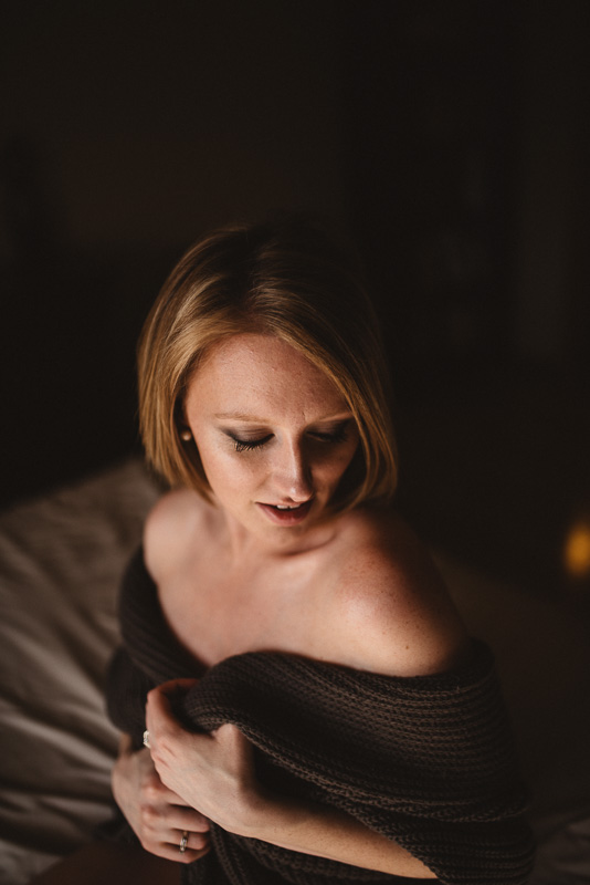 Lewiston, Idaho boudoir photography