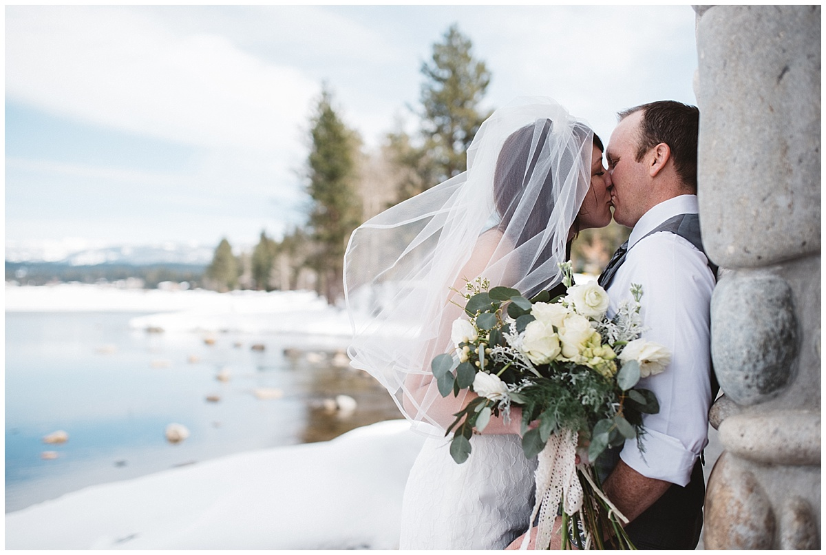 McCall Idaho wedding