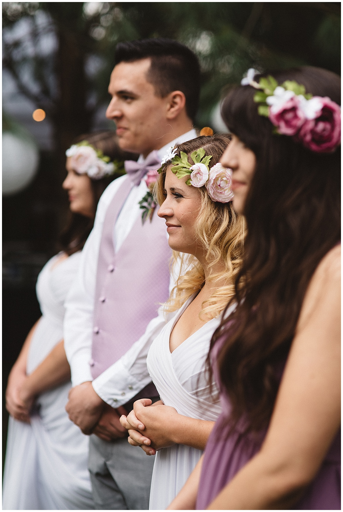 Fourth Street Gardens Wedding