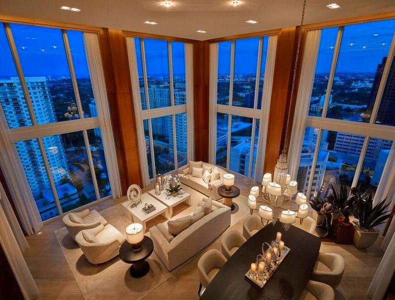 Las Olas Riverhouse Penthouse