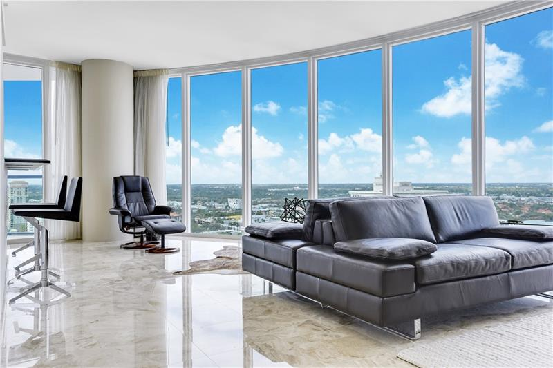 RENTED $4,000/MO - 333 Las Olas Way #2502
