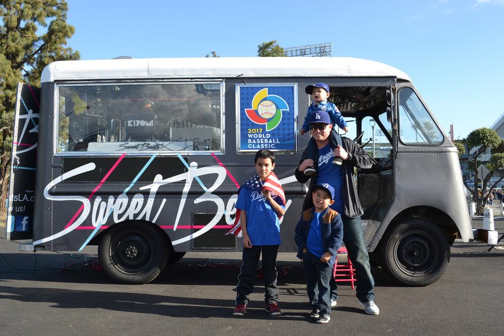 DJ Service for Dodger Stadium