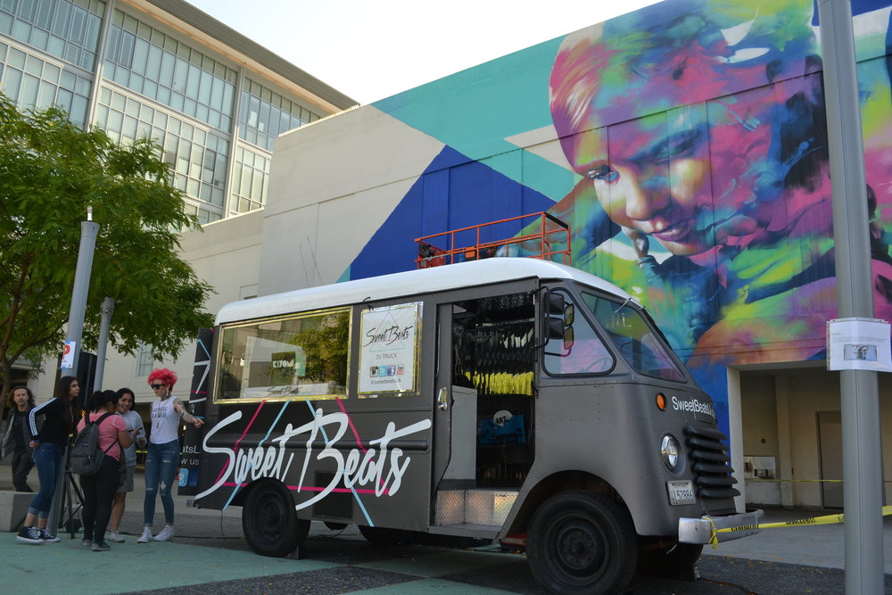 DJ Service for Art Events
