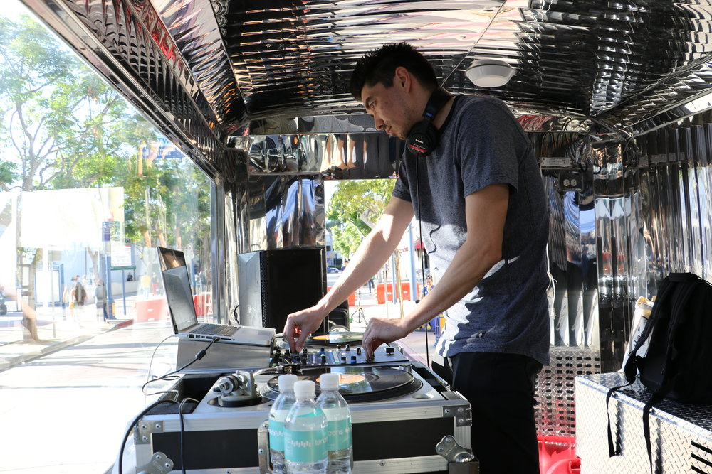 Dj Services for block parties