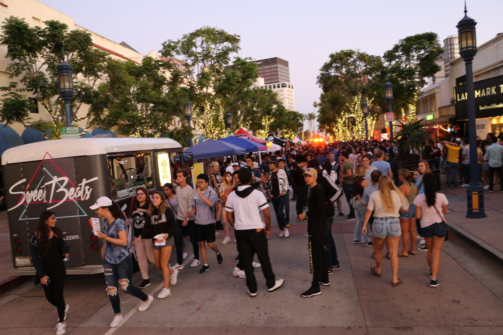 DJ services for college events