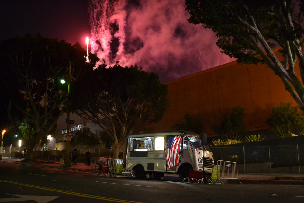 DJ Services for Grand Park 4th of July block party