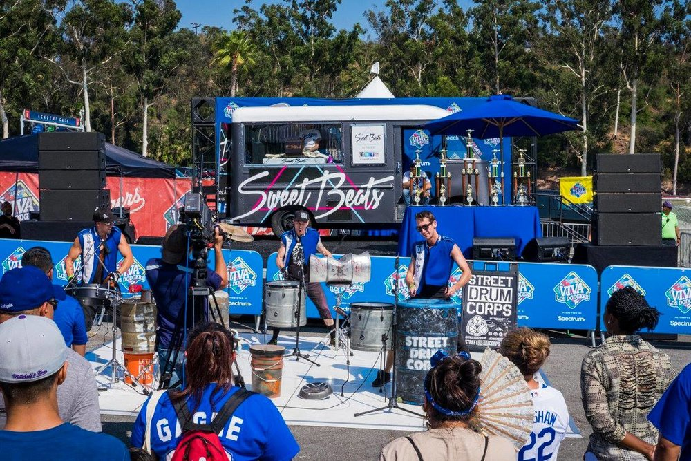 DJ Services for Los Angeles Sports Events