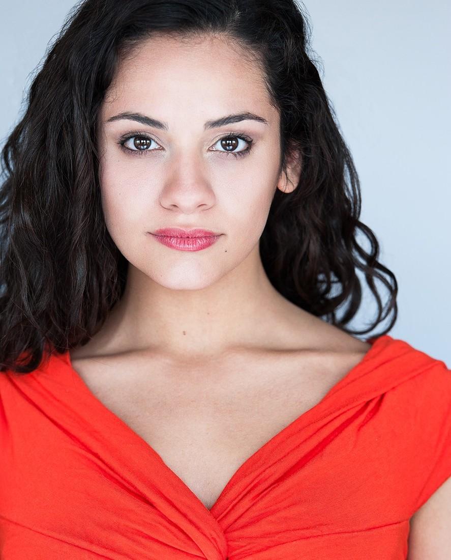 Isabelle McCalla - Aladdin (Princess Jasmine)